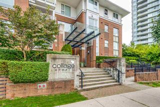"""Photo 24: 109 4783 DAWSON Street in Burnaby: Brentwood Park Condo for sale in """"COLLAGE"""" (Burnaby North)  : MLS®# R2508221"""
