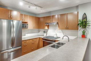 """Photo 6: 109 4783 DAWSON Street in Burnaby: Brentwood Park Condo for sale in """"COLLAGE"""" (Burnaby North)  : MLS®# R2508221"""
