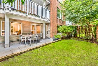 """Photo 23: 109 4783 DAWSON Street in Burnaby: Brentwood Park Condo for sale in """"COLLAGE"""" (Burnaby North)  : MLS®# R2508221"""