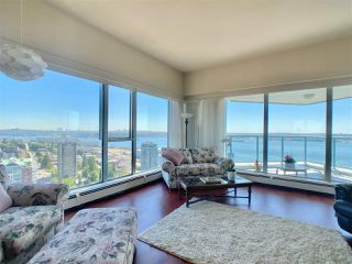 """Photo 8: 2701 120 W 2 Street in North Vancouver: Lower Lonsdale Condo for sale in """"Observatory"""" : MLS®# R2513687"""