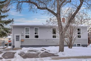 Main Photo: 916 Forget Street in Regina: Rosemont Residential for sale : MLS®# SK834361