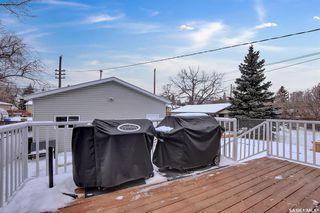 Photo 29: 916 Forget Street in Regina: Rosemont Residential for sale : MLS®# SK834361