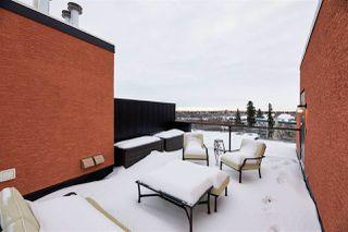 Photo 31: 201 10105 95 Street in Edmonton: Zone 13 Townhouse for sale : MLS®# E4224743