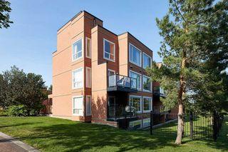 Photo 41: 201 10105 95 Street in Edmonton: Zone 13 Townhouse for sale : MLS®# E4224743