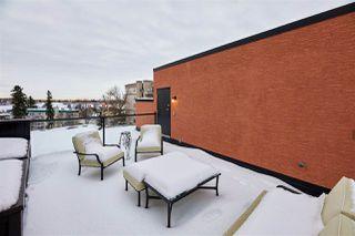Photo 27: 201 10105 95 Street in Edmonton: Zone 13 Townhouse for sale : MLS®# E4224743