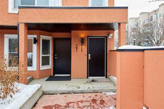 Photo 39: 201 10105 95 Street in Edmonton: Zone 13 Townhouse for sale : MLS®# E4224743