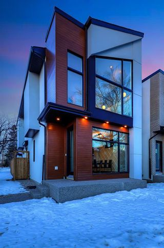 Main Photo: 1504 4 Street NE in Calgary: Renfrew Detached for sale : MLS®# A1059518
