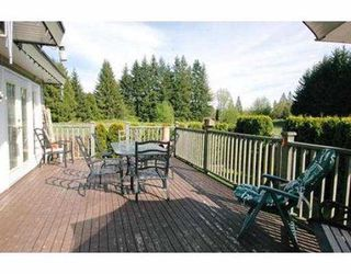 "Photo 2: 23860 106TH AV in Maple Ridge: Albion House for sale in ""THE PLATEAU"" : MLS®# V534252"