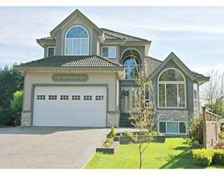 "Photo 1: 23860 106TH AV in Maple Ridge: Albion House for sale in ""THE PLATEAU"" : MLS®# V534252"