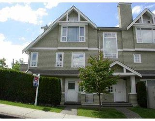 Main Photo: 1545 TRAFALGAR ST in Vancouver: Kitsilano Townhouse for sale (Vancouver West)  : MLS®# V538558
