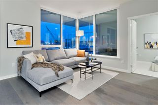 """Photo 9: 311 118 CARRIE CATES Court in North Vancouver: Lower Lonsdale Condo for sale in """"PROMENADE AT THE QUAY"""" : MLS®# R2425435"""