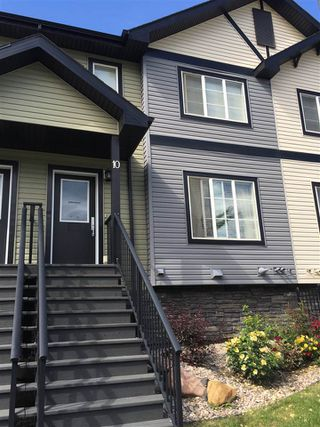 Main Photo: 10 5260 TERWILLEGAR Boulevard in Edmonton: Zone 14 Townhouse for sale : MLS®# E4191128