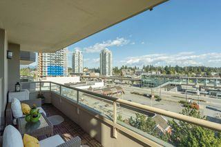 "Photo 10: 801 728 FARROW Street in Coquitlam: Coquitlam West Condo for sale in ""The Victoria"" : MLS®# R2451134"