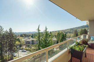 "Photo 23: 801 728 FARROW Street in Coquitlam: Coquitlam West Condo for sale in ""The Victoria"" : MLS®# R2451134"