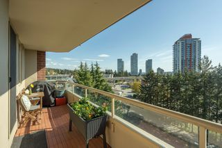 "Photo 25: 801 728 FARROW Street in Coquitlam: Coquitlam West Condo for sale in ""The Victoria"" : MLS®# R2451134"