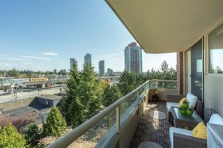 "Photo 18: 801 728 FARROW Street in Coquitlam: Coquitlam West Condo for sale in ""The Victoria"" : MLS®# R2451134"