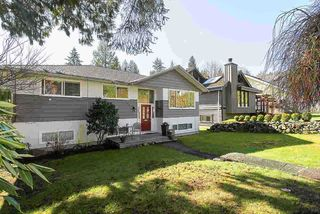 Photo 1: 4373 CLIFFMONT Road in North Vancouver: Deep Cove House for sale : MLS®# R2454650