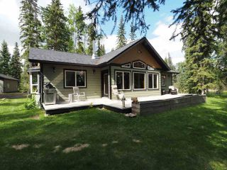 Main Photo: 7222 BOULANGER Road in Bridge Lake: Bridge Lake/Sheridan Lake House for sale (100 Mile House (Zone 10))  : MLS®# R2462436