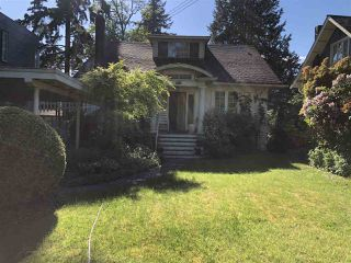Photo 1: 6361 LARCH Street in Vancouver: Kerrisdale House for sale (Vancouver West)  : MLS®# R2465204