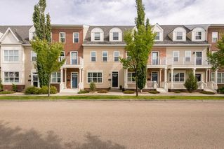 Main Photo: 14 4321 VETERANS Way in Edmonton: Zone 27 Townhouse for sale : MLS®# E4212619