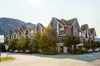 """Photo 1: 1304 MAIN Street in Squamish: Downtown SQ Townhouse for sale in """"ARTISAN"""" : MLS®# R2509692"""