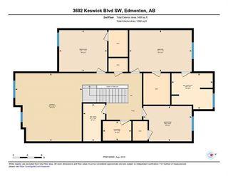 Photo 3: 3692 KESWICK Boulevard in Edmonton: Zone 56 House for sale : MLS®# E4219735