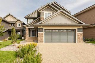 Photo 1: 3692 KESWICK Boulevard in Edmonton: Zone 56 House for sale : MLS®# E4219735