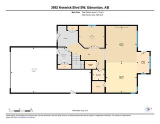 Photo 2: 3692 KESWICK Boulevard in Edmonton: Zone 56 House for sale : MLS®# E4219735
