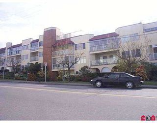 "Photo 1: 307 1280 FIR ST: White Rock Condo for sale in ""OCEANA VILLAS"" (South Surrey White Rock)  : MLS®# F2504307"
