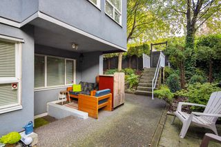"Photo 17: 101 3 N GARDEN Drive in Vancouver: Hastings Condo for sale in ""GARDEN COURT"" (Vancouver East)  : MLS®# R2407147"