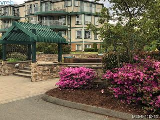 Main Photo: 102 894 Vernon Avenue in VICTORIA: SE Swan Lake Condo Apartment for sale (Saanich East)  : MLS®# 416213