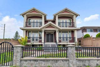 Main Photo: 2117 NINTH Avenue in New Westminster: Connaught Heights House for sale : MLS®# R2418212