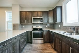 Photo 1: 2625 Maple Way in Edmonton: Zone 30 Attached Home for sale : MLS®# E4184551