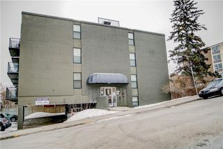Photo 1: 305 1820 9 Street SW in Calgary: Lower Mount Royal Apartment for sale : MLS®# A1049435