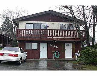 Main Photo: 2125 TYNER ST in Port Coquiltam: Central Pt Coquitlam House for sale (Port Coquitlam)  : MLS®# V577672