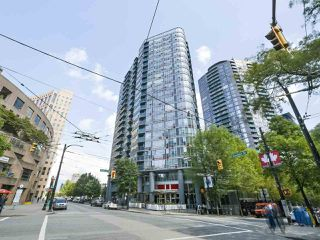 "Main Photo: 2109 788 HAMILTON Street in Vancouver: Downtown VW Condo for sale in ""TV Towers"" (Vancouver West)  : MLS®# R2390365"