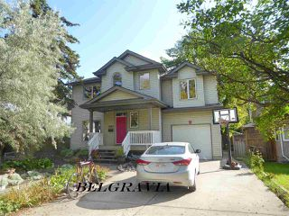 Main Photo: 11443 75 Avenue in Edmonton: Zone 15 House for sale : MLS®# E4168713