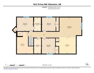 Photo 49: 1812 19 Avenue NW in Edmonton: Zone 30 House for sale : MLS®# E4201161