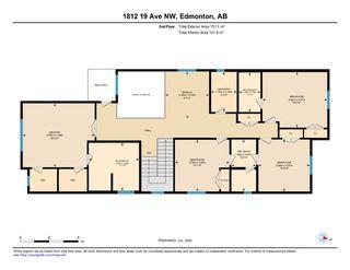 Photo 48: 1812 19 Avenue NW in Edmonton: Zone 30 House for sale : MLS®# E4201161