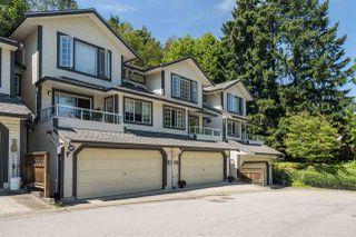 "Main Photo: 27 2561 RUNNEL Drive in Coquitlam: Eagle Ridge CQ Townhouse for sale in ""Camridge Court"" : MLS®# R2480351"