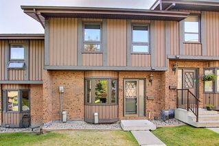 Photo 47: 75 10940 BONAVENTURE Drive SE in Calgary: Willow Park Row/Townhouse for sale : MLS®# A1031040
