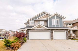 Main Photo: 2704 SPARROW Place in Edmonton: Zone 59 House Half Duplex for sale : MLS®# E4218250
