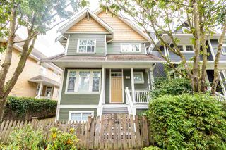 Photo 1: 17 13400 PRINCESS Street in Richmond: Steveston South Townhouse for sale : MLS®# R2399970