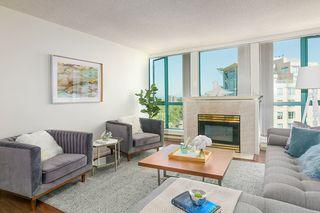 """Photo 2: 1407 7500 GRANVILLE Avenue in Richmond: Brighouse South Condo for sale in """"Imperial Grand"""" : MLS®# R2400456"""