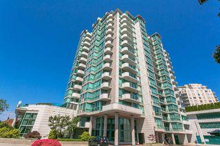 """Photo 1: 1407 7500 GRANVILLE Avenue in Richmond: Brighouse South Condo for sale in """"Imperial Grand"""" : MLS®# R2400456"""
