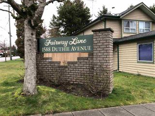 "Photo 2: 7 1588 DUTHIE Avenue in Burnaby: Simon Fraser Univer. Townhouse for sale in ""FAIRWAY LANES"" (Burnaby North)  : MLS®# R2441839"