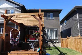 Photo 43: 811 Berg Loop: Leduc House Half Duplex for sale : MLS®# E4197273