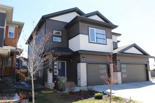 Photo 1: 811 Berg Loop: Leduc House Half Duplex for sale : MLS®# E4197273