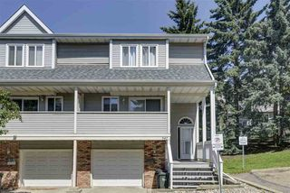 Photo 1: 547 Woodbridge Way: Sherwood Park Townhouse for sale : MLS®# E4208341