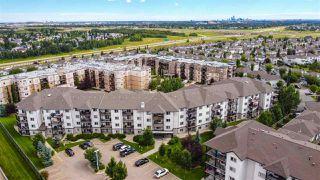Main Photo: 140 2436 Guardian Road NW in Edmonton: Zone 58 Condo for sale : MLS®# E4209656